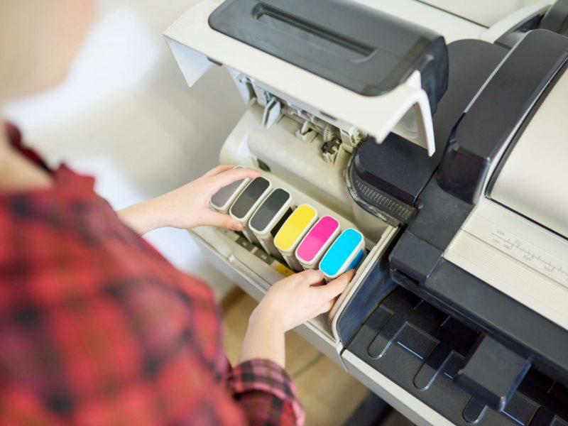 Drucker & Drucklösungen