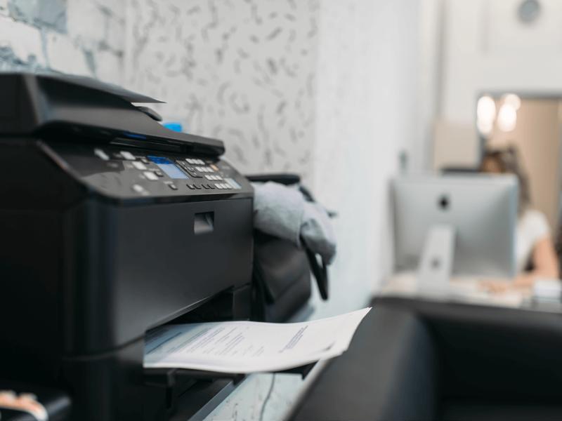 KYOCERA – Laserstrahldrucker